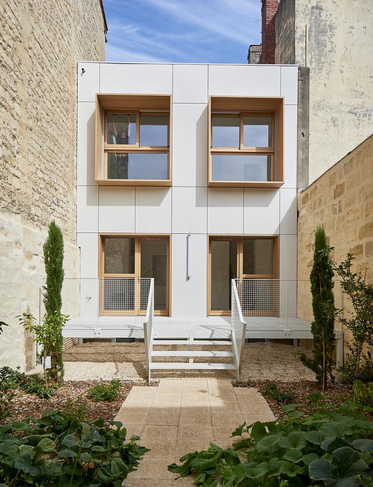 Casa Saint Martial / Majolice-Atelier d'Architecture / Franța