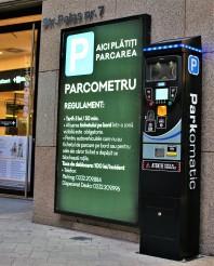 Parcari on-street KADRA