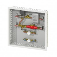 Module de contorizare pentru circuite de incalzire / racire si circuite sanitare - VARIO DN25-DN32