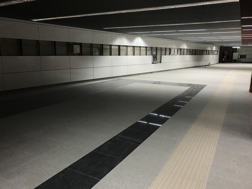 Proiect MARMODAV SELECT - Amenajarea statiilor de metrou de pe magistrala M5  Bucuresti MARMODAV SELECT