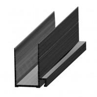 Profil imbinare traditionala / normala, aluminiu