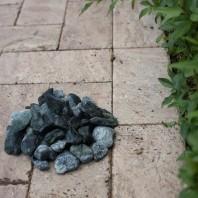 Pebble Marmura Verde 4-8 cm Sac 20 kg PIATRAONLINE  AG-4666