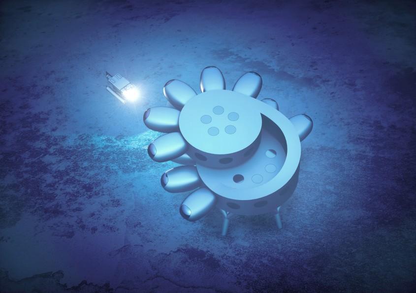 Cum va arăta cea mai mare stație de cercetare subacvatică