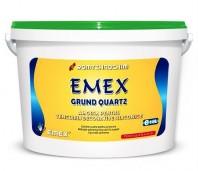 Grund siliconic de amorsare cu cuart pentru tencuieli Emex