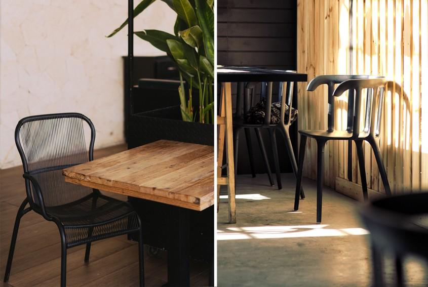 Nu neglija scaunele din bucătărie. Se vor răzbuna!