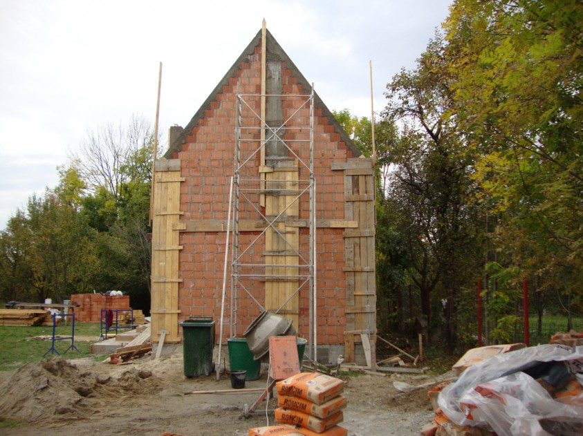 Casa de vacanta P+M - Nistoresti - Breaza - In executie 50  Breaza AsiCarhitectura