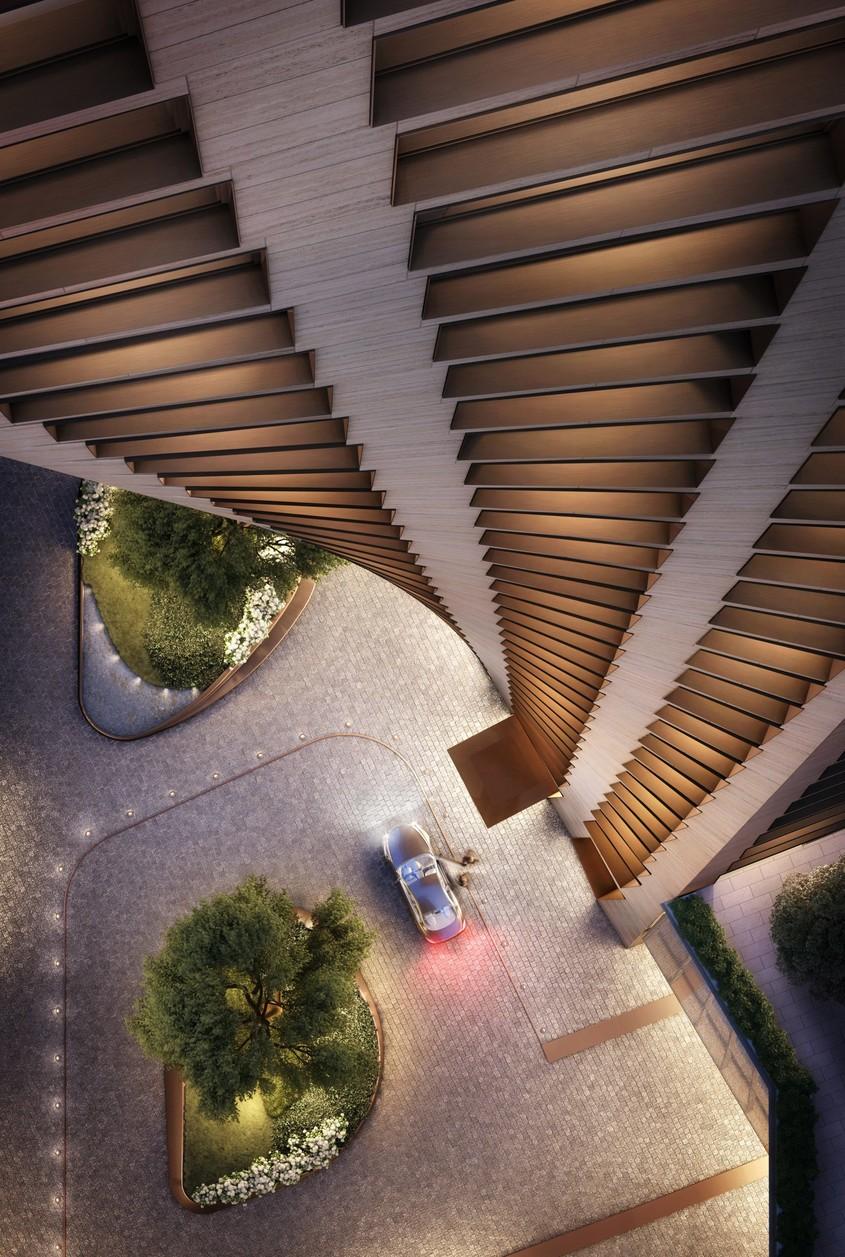 Arhitecții de la BIG vor construi în New York două blocuri care dansează unul cu celălalt