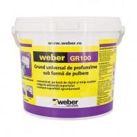 Grund universal de profunzime - Weber GR 100 - 5Kg Weber Saint Gobain Romania  APN-3070