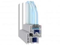 Sistem de tamplarie PVC - bluEvolution 82