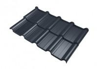 Ţigla metalică modulară pentru acoperiş Retto