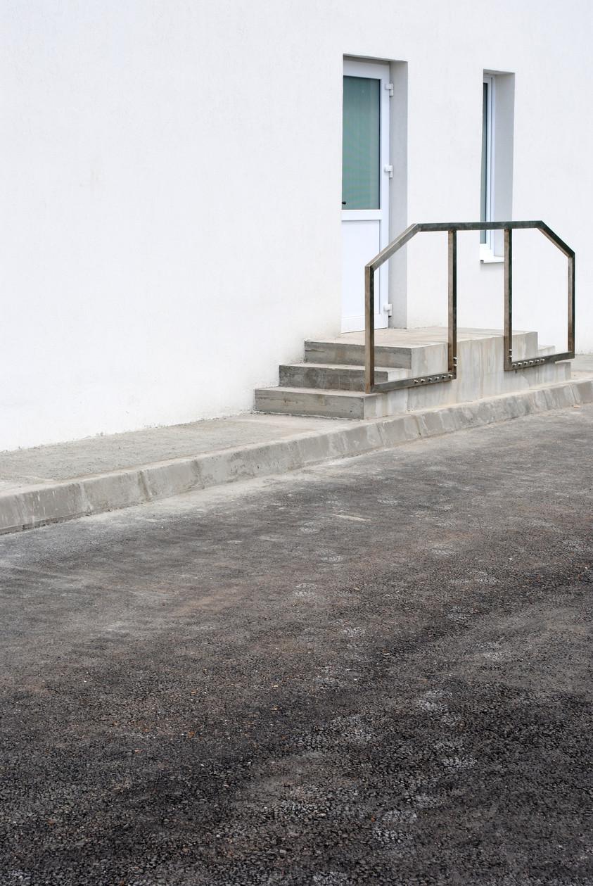 Vestiare pentru angajatii fabricii de pulberi metalice - Buzau 01.18  Buzau AsiCarhitectura