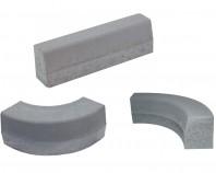 Bordura din beton - ELPRECO BDZN - 3 variante