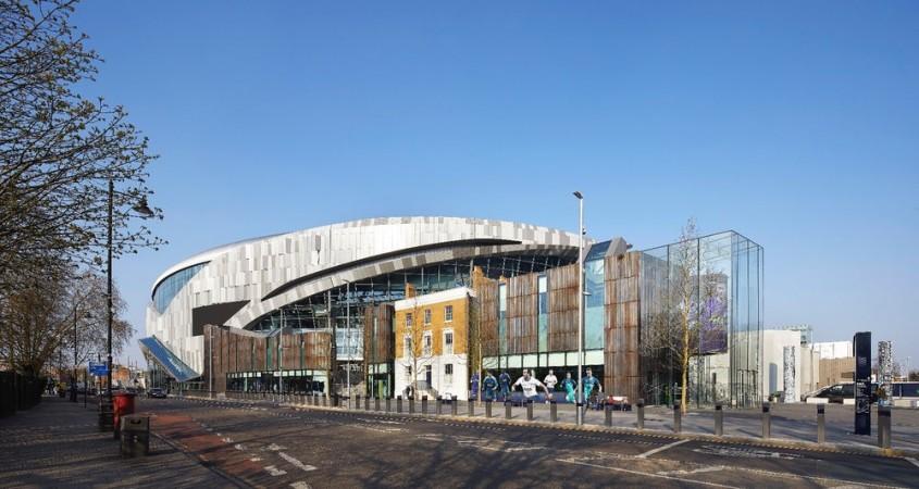 Stadionul Tottenham Hotspurs, Londra - Populous