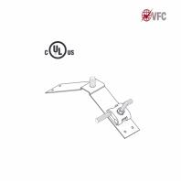 Baze VFC® captatoare paratrasnet pentru coama acoperis
