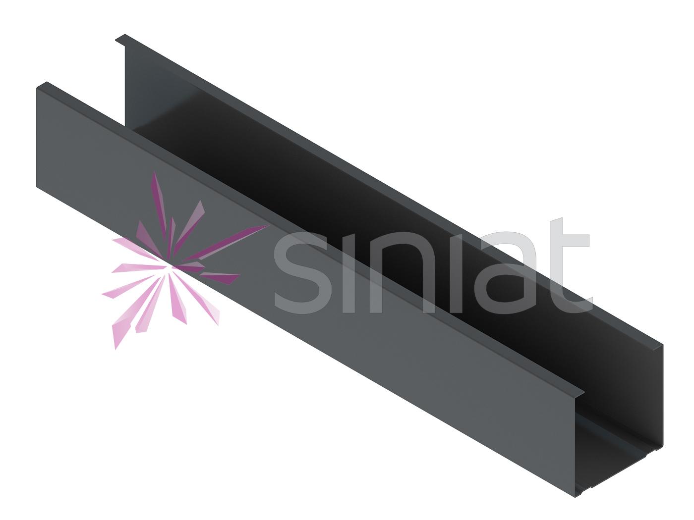 Profil NIDA Metal CW50 ZN275 (rezistent la umezeala)