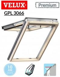Fereastra de mansarda cu dubla deschidere Velux GPL 3066