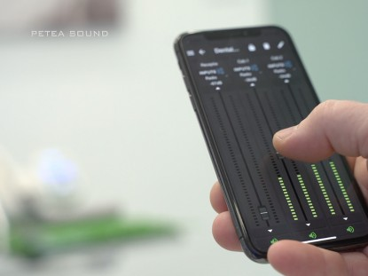 Sonorizare cabinet stomatologic de catre Petea Sound  Galati PETEA Sound