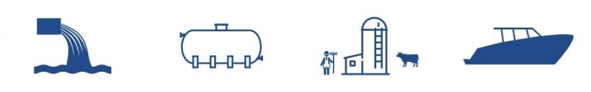 Epurare ape menajere, rezervoare, sisteme agricultură, ambarcaţiuni - Produsele 1st Criber pentru proiectul tău