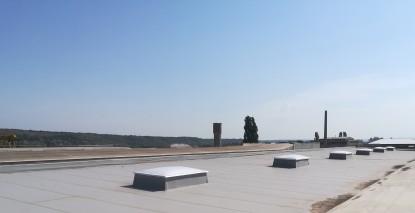 Luminatoare fixe și modulare KADRA montate la ASA Cons Romania  Turda, jud. Cluj KADRA