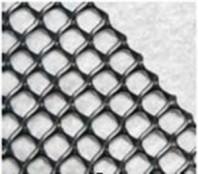 Georetea de inalta frictiune si geotextil