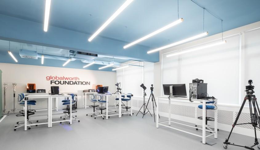 """Laborator Hi-Tech de 240.000 de euro la Universitatea de Arhitectură și Urbanism """"Ion Mincu"""""""