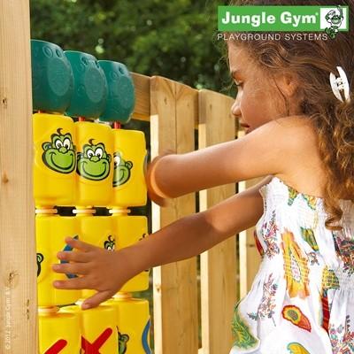 Modul pentru locuri de joaca - JUNGLE GYM TIC TAC TOE