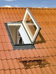 Ferestre de mansarda pentru acces pe acoperis FWR