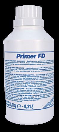 Promotor de aderenta (amorsa) pentru interiorul marginilor rosturilor - Primer FD