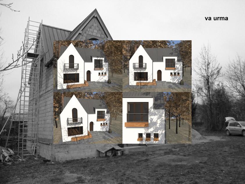 Casa de vacanta P+M - Nistoresti - Breaza - In executie 70