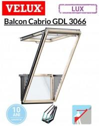Balcon Velux Cabrio pentru mansarda GDL 3066 - Kripton