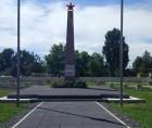 Refacerea trotuarelor de pe Bulevardul Unirii si a Monumentului Eroilor, Buzau, cu pavele premium