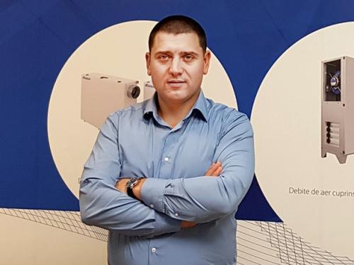 Dorin Șalamac, director general ATREA România