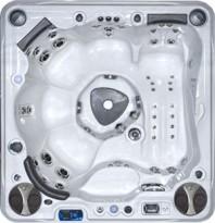 Spa Self-Cleaning - Kasta Metal H575