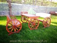 """Set mobilier grădină """"Country"""""""