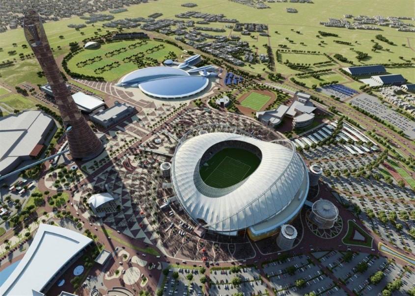<b>Stadionul Khalifa International, Qatar</b>