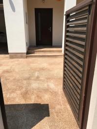 Piatra naturala pentru placari - Granit fiamat SD Rusty
