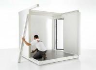 Sistem pentru cabine si usi frigorifice - COLD SYSTEMS PROFILES