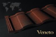 Țiglă metalică pentru acoperiș Veneto
