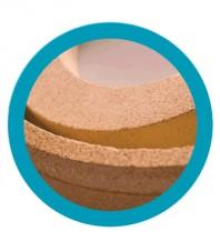 Placi din vermiculita Grenamat AS, AR pentru izolatia semineelor