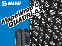 Sistem de consolidare structurala - MAPEWRAP C QUADRI-AX SYSTEM
