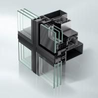 Sistem de ferestre din aluminiu - Schüco AWS 114.SI