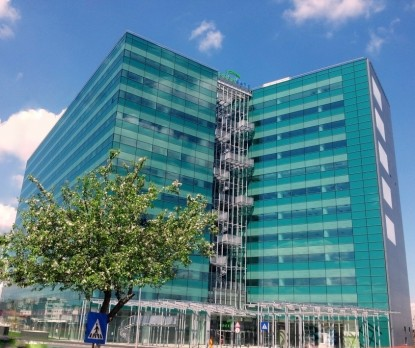 "Imobil de birouri ""GREEN GATE OFFICE BUILDING"" Bucuresti  Bucuresti SPECTRUM INOVATIV & INDUSTRIES"