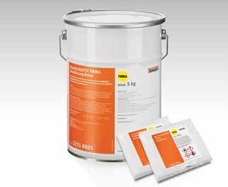 Promotor de aderenta PMMA pentru suprafete cu absorbtie, minerale - BauderLIQUITEC PMMA GrunduireBeton