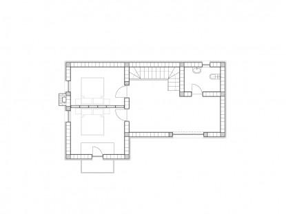 Casa de vacanta P+M - Nistoresti - Breaza 11.7  Breaza AsiCarhitectura