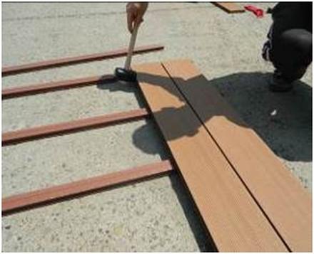14 lucruri de respectat când montezi pardoseli terase exterioare WPC