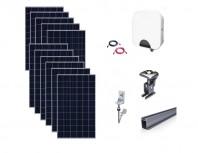 Kit Fotovoltaic On-Grid 3kWp - 12 Panouri Policristaline 275W #casaverde2019