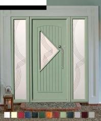 Uşă de exterior - MONET