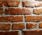 Proiect de renovare a băii cu cărămidă recuperată RUSTIC, BRICKED