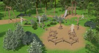 Echipamente de joaca pentru copii - LAPPSET Flora