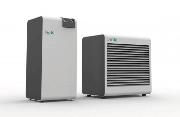 Pompa de căldură aerotermală ECOAir Premium WPL 2-17 kW